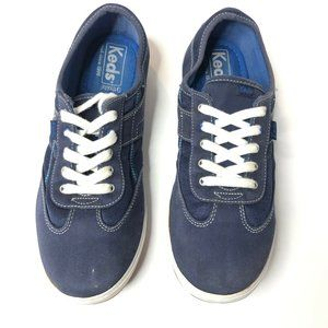 KEDS Blue WF52711 Ortholite Craze T-TOE Shoes 8